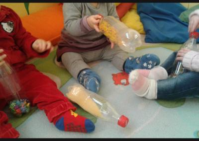 Bottigliette sonore 2