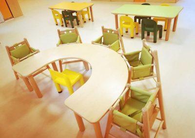 sala mensa sede Caltrano